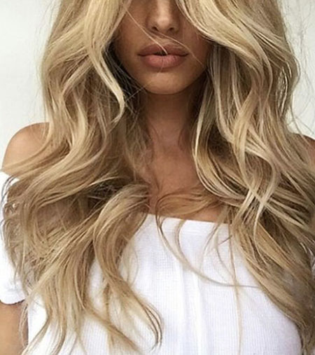 Blonde Wave Loose