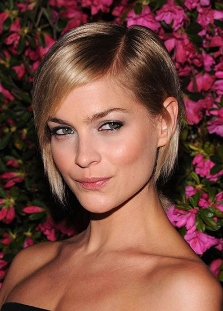 Short Hairstyles, Williams, Watson, Very, Michelle, Highlights, Fine