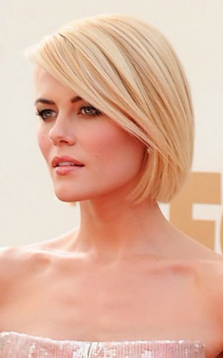 Short Hairstyles, Blonde Bob Hairstyles, Women, Length, Layered