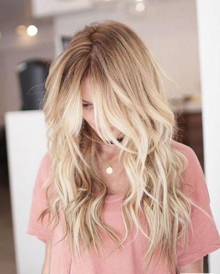 Blonde, Balayage
