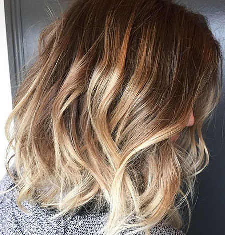 Blonde, Highlights, Balayage, Ombre, Brown