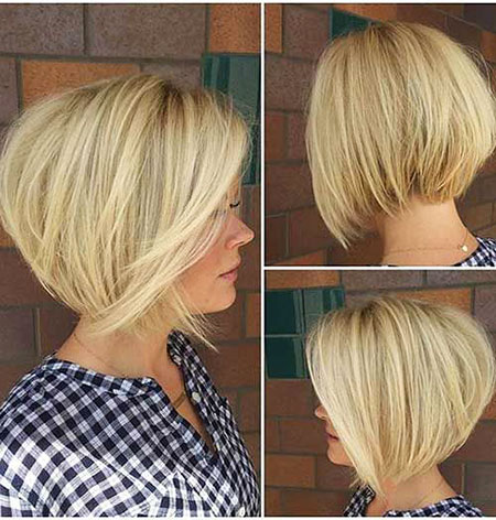 Blonde Bob Hairstyles, Short Hairstyles, Blonde Hairstyles, Women, White