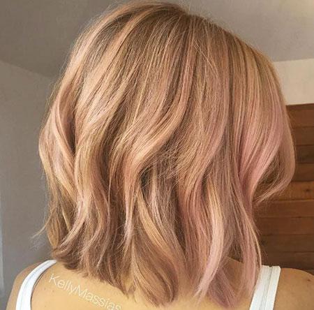 Gold, Blonde Hairstyles, Rose, Year, Women