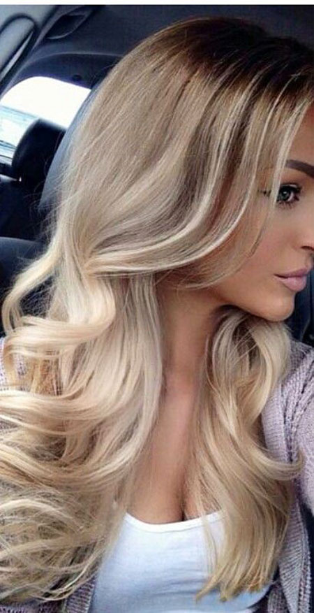 Blonde Highlights Balayage Trends Summer Shades Rose