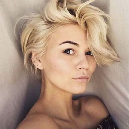Short Hairstyles, Pixie Cut, Marilyn, Long, Layered, Dolly, Bangs