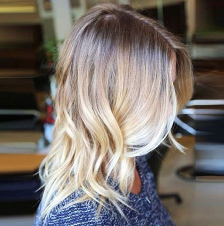 Blonde, Ombre, Light, Brown, Balayage, Strawberry