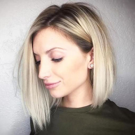 Blonde Bob Hairstyles, Balayage, Blonde Hairstyles
