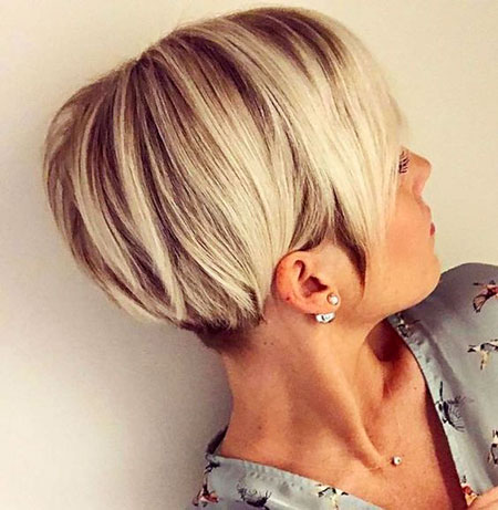 Short Hairstyles, Pixie Cut, Blonde Hairstyles, Type