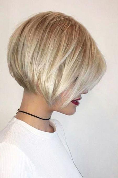 Short Hairstyles, Blonde Bob Hairstyles, Blonde Hairstyles, Bangs