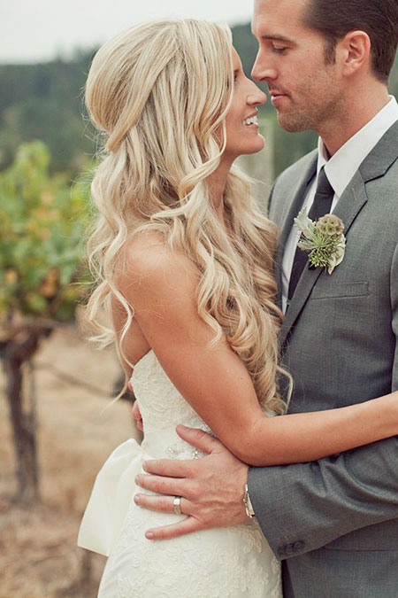 Wedding, Wine, Waves, Pretty, Bridal, Beach