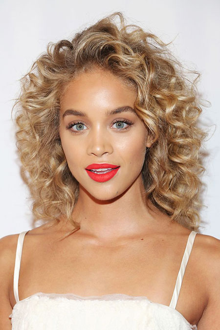 Curly, Women, Wig, Summer, Short Hairstyles, Really, Pretty, Naturally
