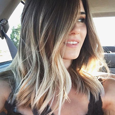 Blonde, Balayage, Pretty, Ombre, Fashion, Brown, Beach