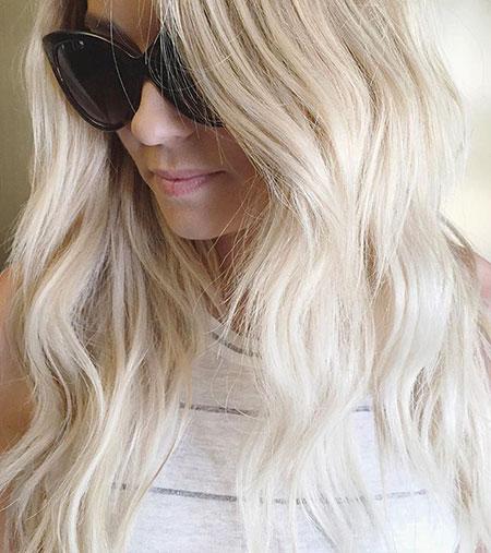 Blonde Platinum Waves Ombre Laurenconrad Lauren