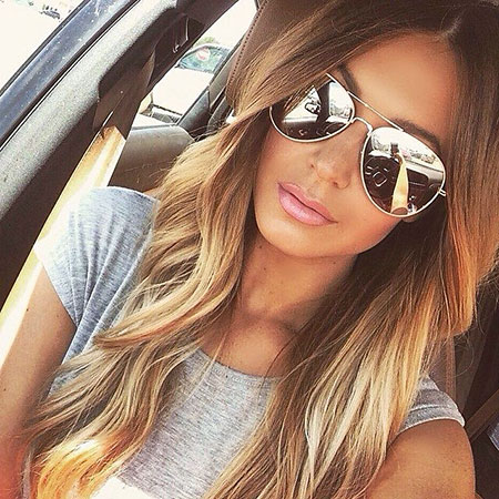 Sunglasses Ray Ban Women Summer Shades Little