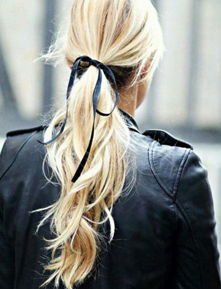 Black, Up, Ponytail, Pony, Little, Braided, Blondes