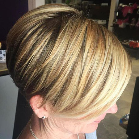 Balayage, Blonde Hairstyles, Thick, Short Hairstyles, Shaggy