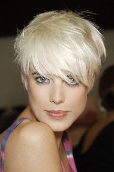 Short Hairstyles, Blonde Hairstyles, Medium, Deyn, Agyness