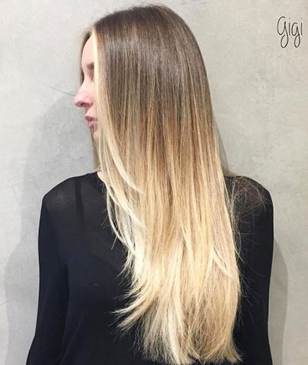 Thin, Long, Ombre, Layers, Sassy, Colors, Choppy, Bob