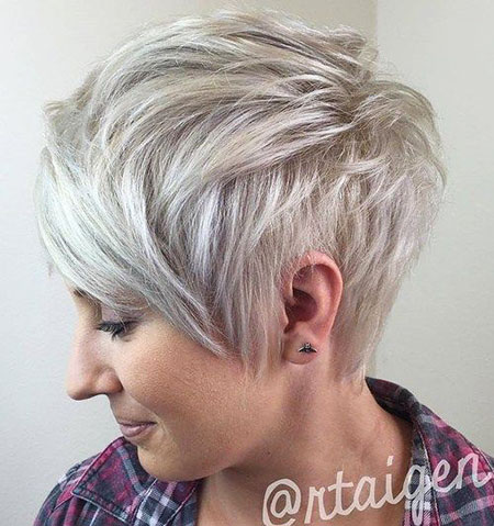 Pixie Cut, Blonde Hairstyles, Short Hairstyles, World, Wedding