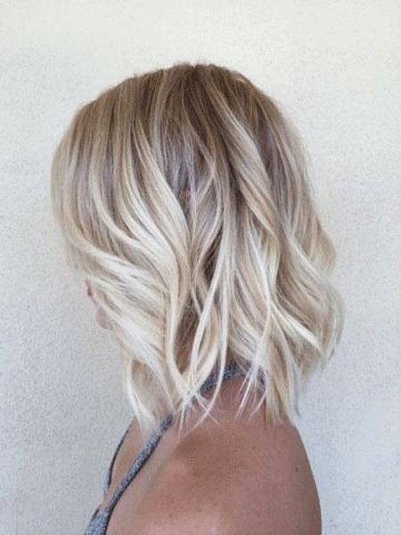 Blonde Hairstyles, Balayage, Blonde Bob Hairstyles, Ash, Wavy