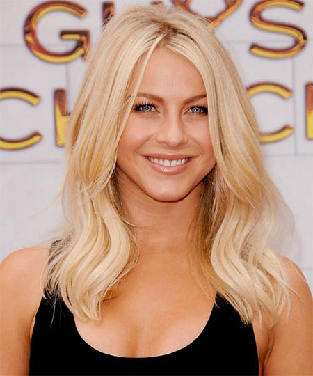 Julianne Hough, Blonde Hairstyles, Women, Thin, Thick, Some