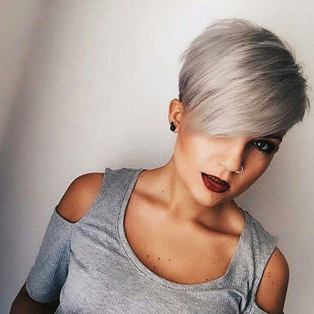 Short Hairstyles, Pixie Cut, Blonde Hairstyles, Undercut