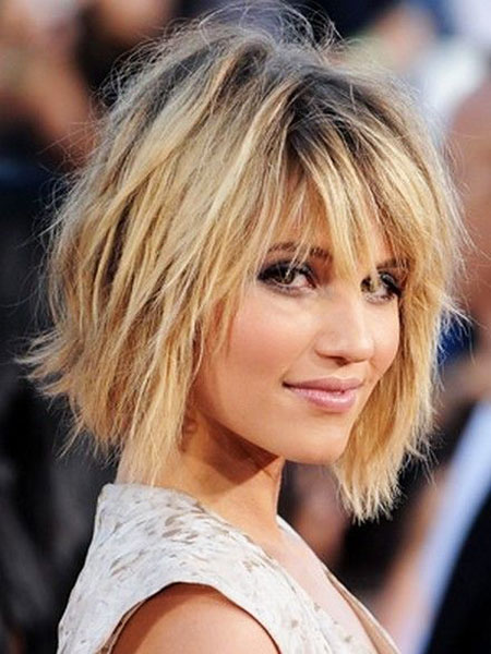 Blonde Bob Hairstyles, Short Hairstyles, Messy, Shaggy, Pixie Cut