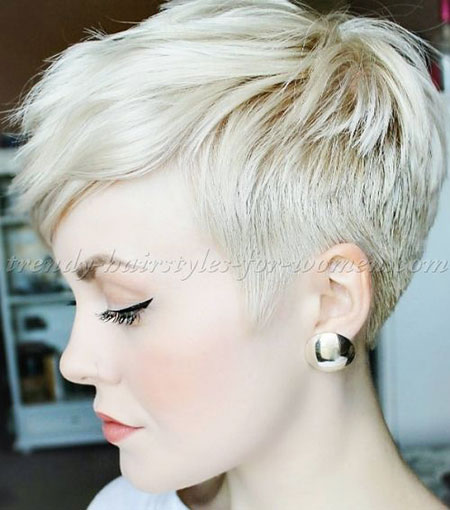 80 Short Blonde Pixie Haircuts 2017 Blonde Hairstyles 2020