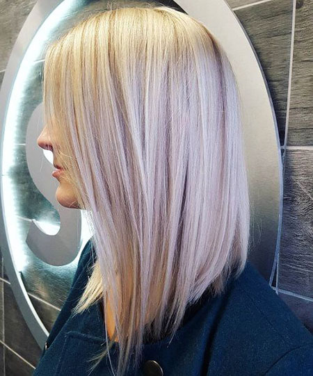 Blonde Hairstyles, Blonde Bob Hairstyles, Platinum, Long