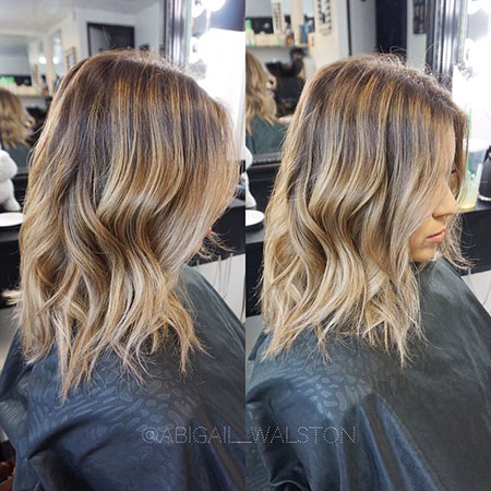 Balayage, Ombre, Blonde Hairstyles, Tones, Short Hairstyles, Sandy