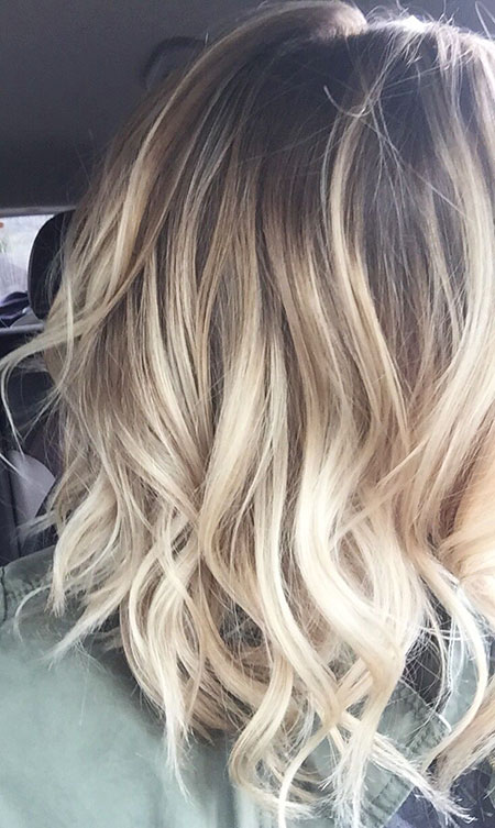 Blonde Hairstyles, Balayage, Short Hairstyles, Ash, Women