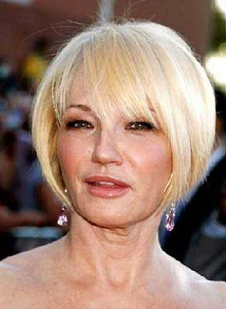 Short Hairstyles, Shoulder, Mirren, Medium, Long, Length, Highlights, Helen