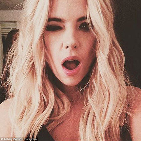Ashley Pink Benson Slightly Shade Pretty Locks Little
