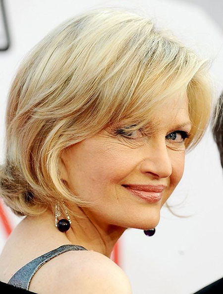 Short Hairstyles, Blonde Bob Hairstyles, Women, Textured
