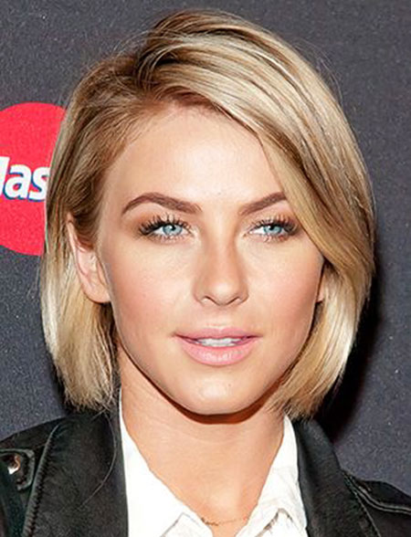 Short Hairstyles, Blonde Bob Hairstyles, Julianne Hough, Women