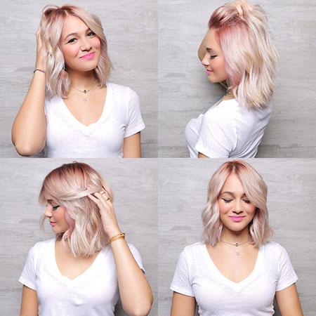 Blonde Hairstyles, Blonde Bob Hairstyles, Skin, Short Hairstyles