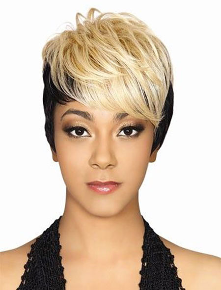 Short Hairstyles, Motown, Wigs, Wig, Tress, Synthetic, Jenner