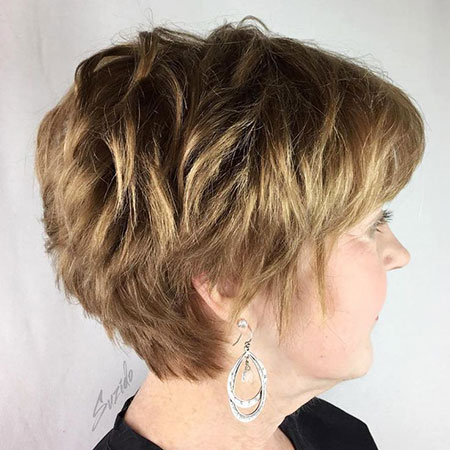 Short Hairstyles, Blonde Bob Hairstyles, Women, Vintage
