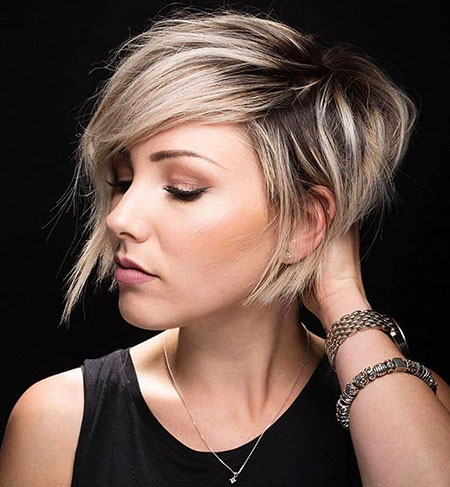 Short Hairstyles, Julianne Hough, Blonde Bob Hairstyles, Women