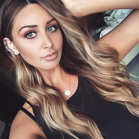 Blonde Dark Brunette