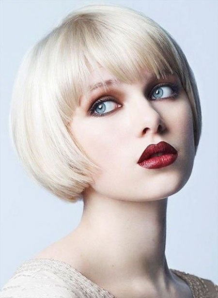 Blonde Bob Hairstyles, Short Hairstyles, Blonde Hairstyles, Year, Wig