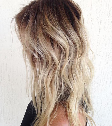 Blonde Balayage Ombre Artist