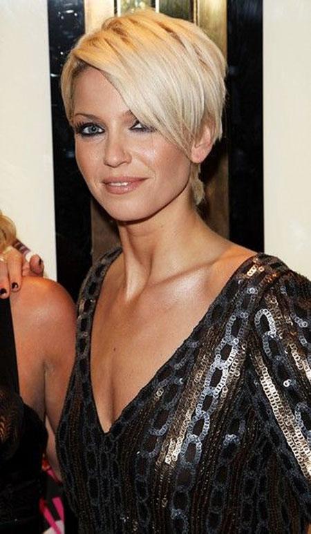 Short Hairstyles, Trends, Texture, Sarah, Natural, Long