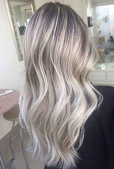 20 Long Ash Blonde Hairstyles 2017 Blonde Hairstyles 2020