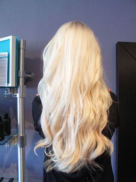 Blonde, Curls, Bleach, Balayage