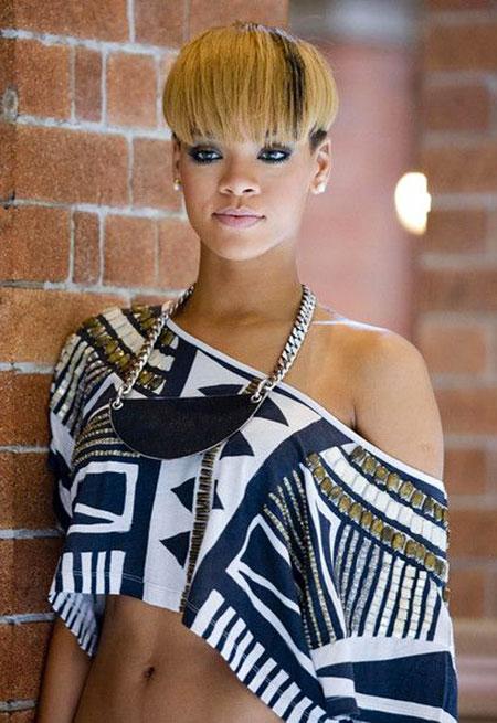 Short Hairstyles, Rihanna, Wedding, Exo, Edgy