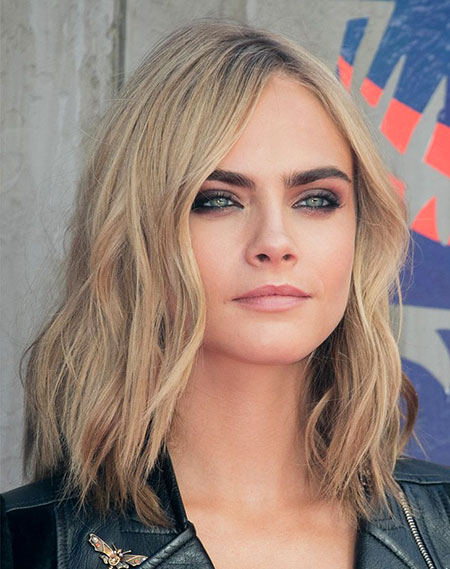 Cara, Trends, Delevingne, Short Hairstyles, Perms, Full, Fall