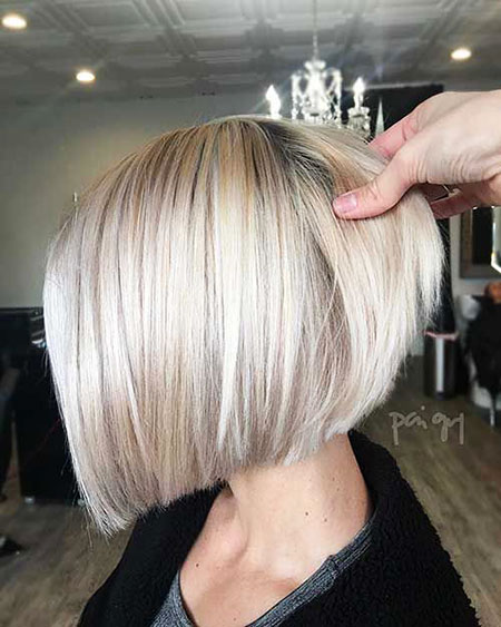 Blonde Bob Hairstyles, Short Hairstyles, Blonde Hairstyles, Women
