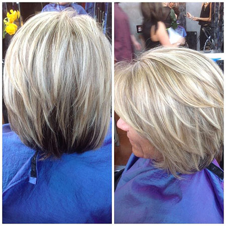 Blonde Bob Hairstyles, Blonde Hairstyles, Highlights