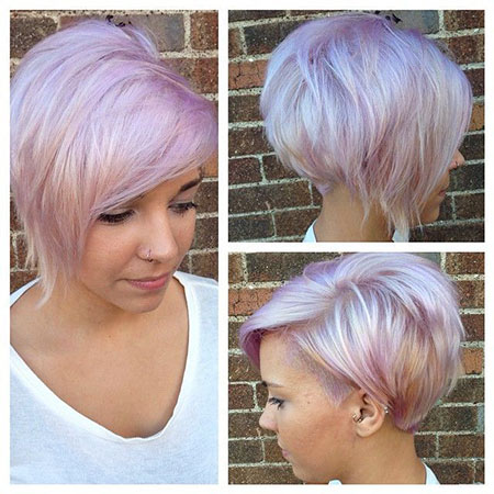 Short Hairstyles, Pixie Cut, Blonde Bob Hairstyles